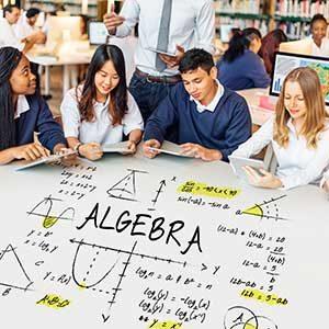 Online Algebra 2