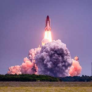 Online Space Exploration