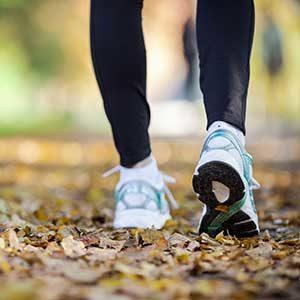 Online Walking FItness