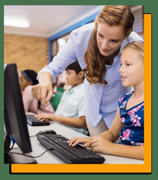 extensive online curriculum